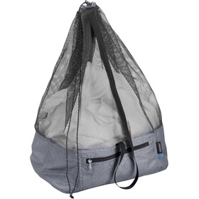 Cocoon City Sac à linge, heather grey/black